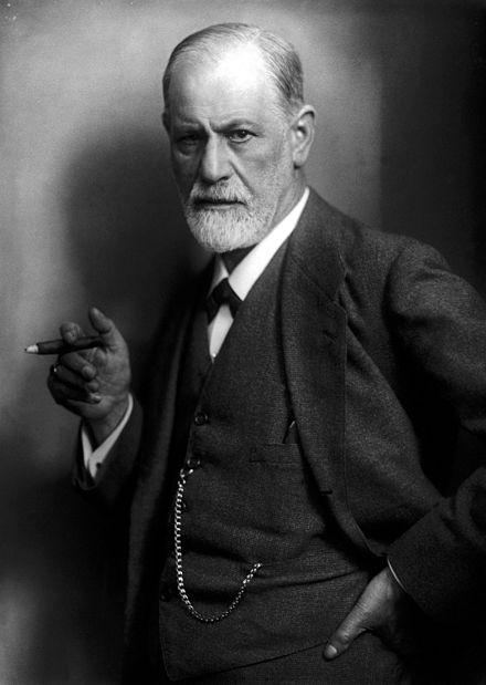Rara entrevista de Freud